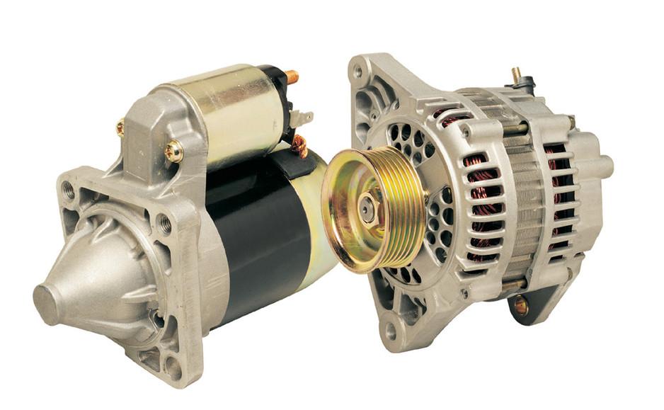 Starter motors alternators john griffiths for Mud motor electric clutch